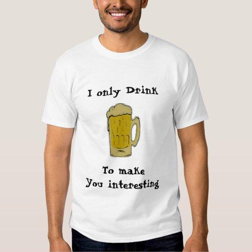 Bebo la camiseta camisas