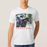 Bebo Morales training at Saratoga T-Shirt