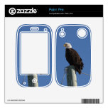 BEBS Bald Eagle Blue Sky Decal For The Palm Pre