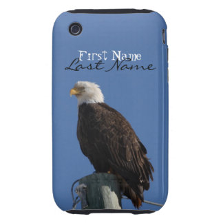 BEBS Bald Eagle Blue Sky iPhone 3 Tough Cover