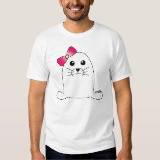Beby harp seal shirts