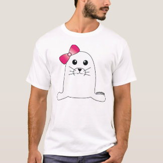 Beby harp seal T-Shirt