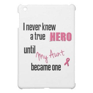 Became a Hero - Aunt iPad Mini Cases