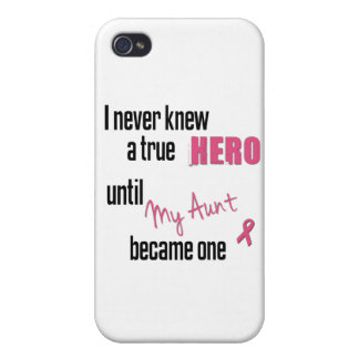 Became a Hero - Aunt iPhone 4/4S Case