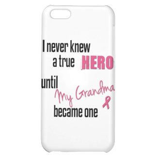 Became a Hero - Grandma iPhone 5C Covers