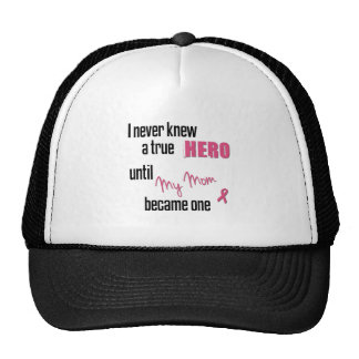Became a Hero - Mom Mesh Hats