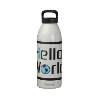 becas para ofrecerse voluntariamente a estudiantes botella de agua