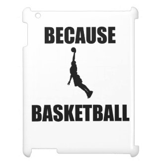 Because Basketball Case For The iPad 2 3 4