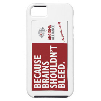 Because Brains Shouldn't Bleed iPhone SE/5/5s Case