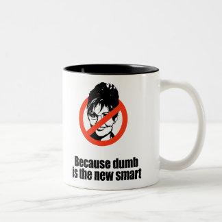 Because dumb is the new smart mug