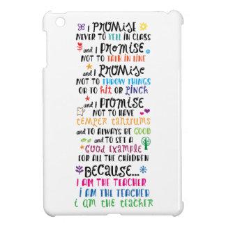 Because I Am The Teacher iPad Mini Case