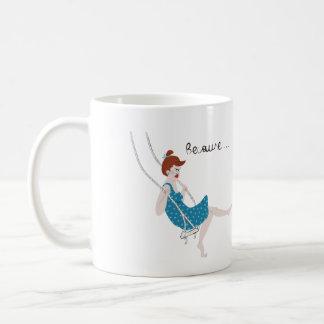 because I said so/mood swings Coffee Mug