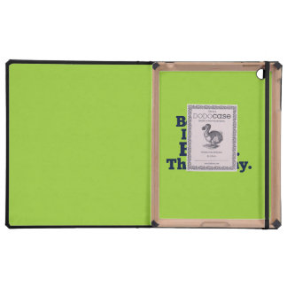 Because I'm the boss, that's why. iPad Cover