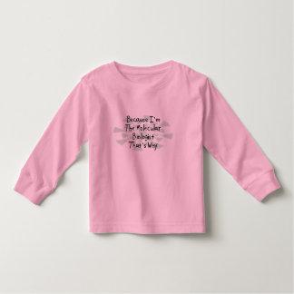 Because I'm the Molecular Biologist Toddler T-shirt