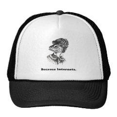 Because Internets Trucker Hat