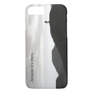 Because It's There iPhone 8/7 Case