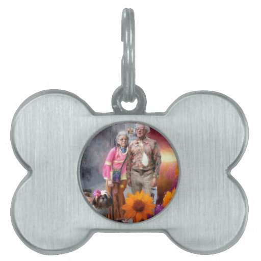 because of love.jpg pet ID tag