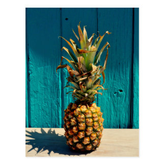 Because Pineapple Postcard