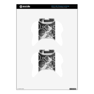 Because she was susceptible by Francisco Goya Xbox 360 Controller Skin
