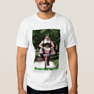 Because thats how i roll tee shirt
