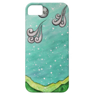 """""""Because You Are With Me"""" iPhone case"""