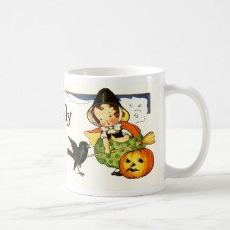 BeCAWS es taza de Halloween