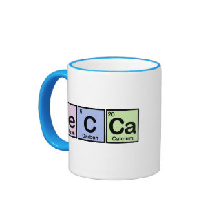 Becca Made of Elements Coffee Mug