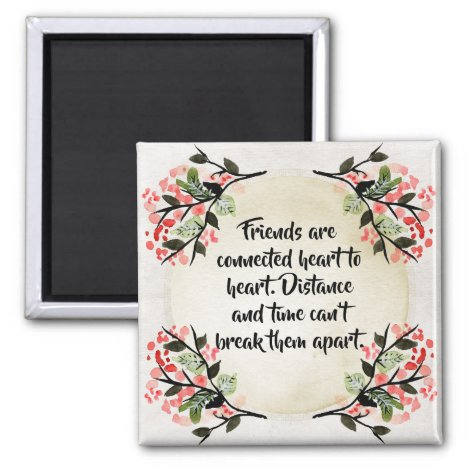 Becca's Inspirations - Friends Magnet