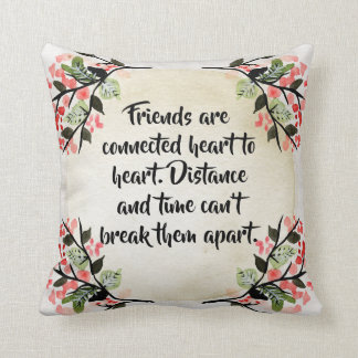 Becca's Inspirations - Friends Pillow