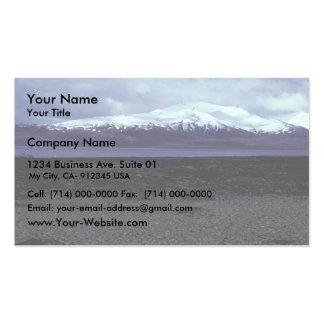 Becharof Lake Business Card