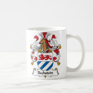 Bechstein Family Crest Classic White Coffee Mug