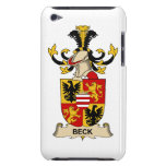 Beck Family Crests iPod Touch Case