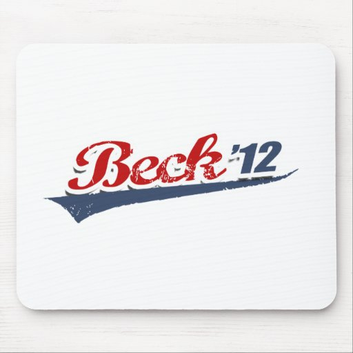 Beck Team Mouse Pad