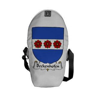 Beckenhofen Family Crest Courier Bag