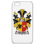 Becker Family Crest iPhone 5C Cases