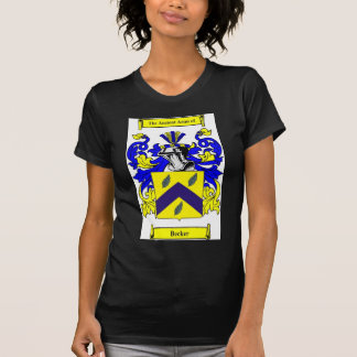 Becker NLD Coat of Arms T Shirts