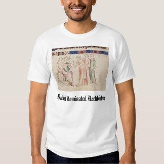 Becket is Nominated Archbishop Tee Shirt