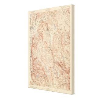 Becket, Massachusetts Canvas Print