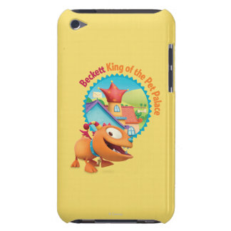 Beckett - King of the Pet Palace iPod Touch Case-Mate Case