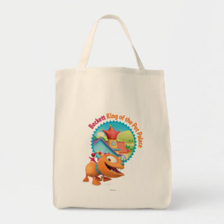 Beckett - King of the Pet Palace Tote Bag