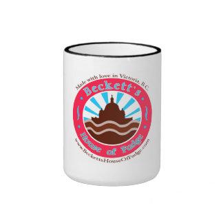 Beckett's House of Fudge Coffee Mug / Bucket