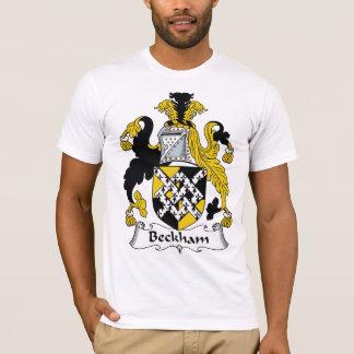 Beckham Family Crest T-Shirt
