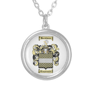 Beckham Silver Plated Necklace