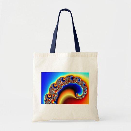 Beckoning 2 - Fractal Tote Bag
