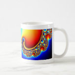 Beckoning - Fractal Coffee Mug