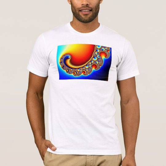 Beckoning - Fractal T-Shirt