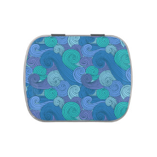 Beckoning Ocean Jelly Belly Tin