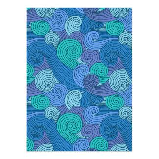 Beckoning Ocean Card