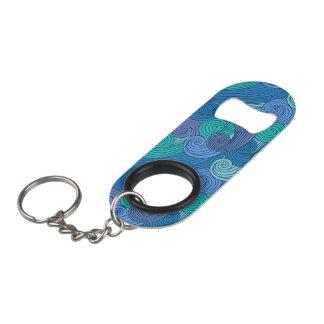 Beckoning Ocean Keychain Bottle Opener