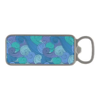 Beckoning Ocean Magnetic Bottle Opener